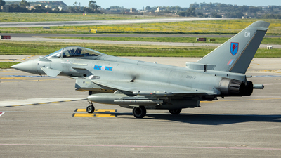 ZK312 - Eurofighter Typhoon FGR.4 - United Kingdom - Royal Air Force (RAF)