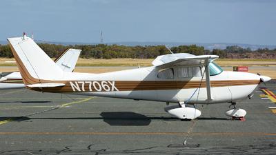 A picture of N7706X - Cessna 172B Skyhawk - [17248206] - © jeremy denton