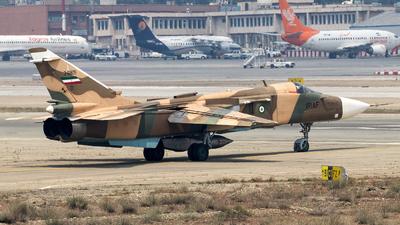 3-6809 - Sukhoi Su-24MK Fencer D - Iran - Air Force