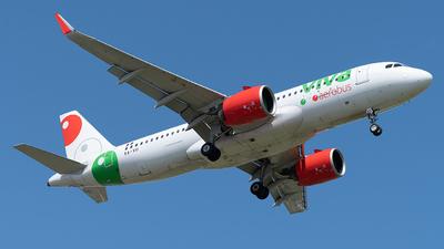 XA-VII - Airbus A320-271N - VivaAerobus