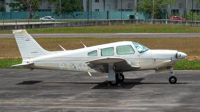 PT-KGA - Piper PA-28R-200 Cherokee Arrow II - Private
