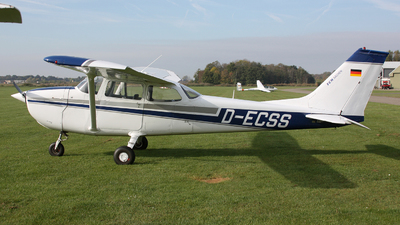 D-ECSS - Reims-Cessna F172L Skyhawk - Private