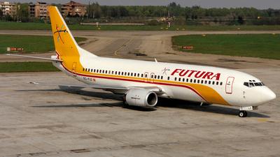 EC-FLD - Boeing 737-4Y0 - Futura International Airways