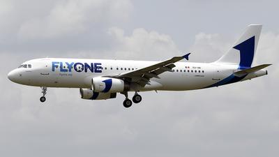 XU-118 - Airbus A320-233 - FlyOne