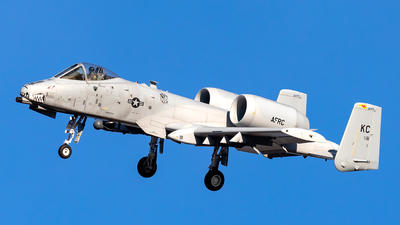 79-0111 - Fairchild A-10C Thunderbolt II - United States - US Air Force (USAF)