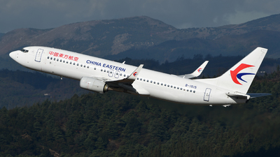 B-1515 - Boeing 737-89P - China Eastern Airlines