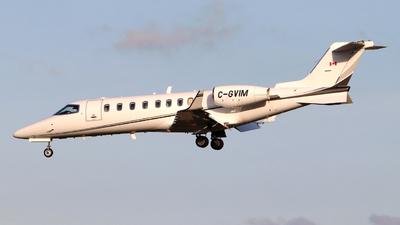 C-GVIM - Bombardier Learjet 45 - Aviation Starlink