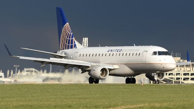 N641RW - Embraer 170-100SE - United Express (Republic Airlines)