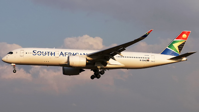 B-304Z - Airbus A350-941 - South African Airways