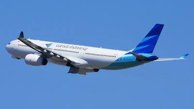 PK-GPY - Airbus A330-343 - Garuda Indonesia