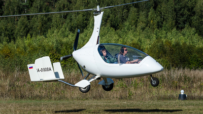 RA-0008A - AutoGyro Europe Calidus - Private