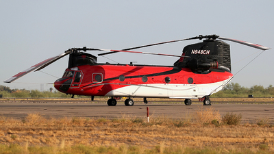 N948CH - Boeing CH-47D Chinook - Helimax Aviation