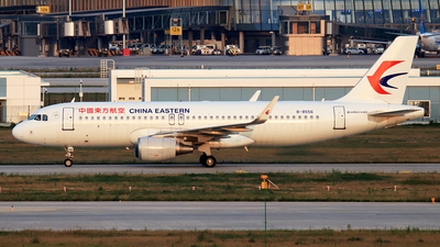 B-8556 - Airbus A320-214 - China Eastern Airlines