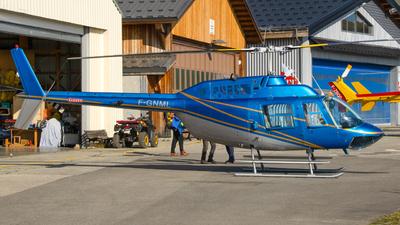 F-GNML - Agusta-Bell AB-206B JetRanger III - Private
