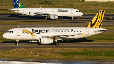 VH-VNO - Airbus A320-232 - Tiger Airways
