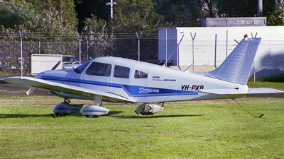 VH-PXB - Piper PA-28-180 Archer - Southern Skies Aviation