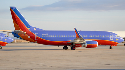N603SW - Boeing 737-3H4 - Southwest Airlines