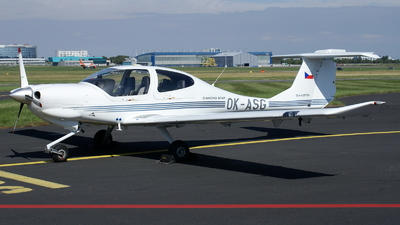 OK-ASG - Diamond DA-40D Diamond Star TDI - Private