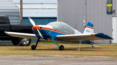N533JC - Vans RV-6 - Private