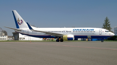 VQ-BCJ - Boeing 737-8AS - Orenair