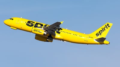 A picture of N606NK - Airbus A320232 - Spirit Airlines - © Alexandre Fazan