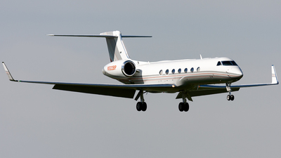N522BP - Gulfstream G550 - Private