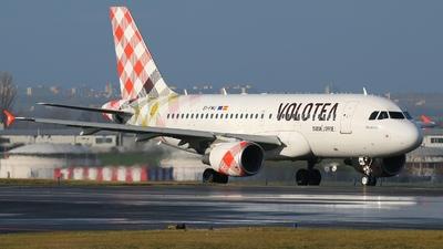 EI-FMU - Airbus A319-112 - Volotea