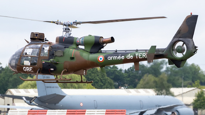 4053 - Aérospatiale SA 342M Gazelle - France - Army