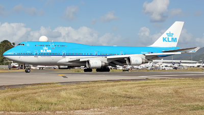 PH-BFA - Boeing 747-406 - KLM Royal Dutch Airlines