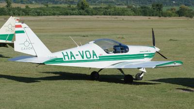 HA-VOA - Aero AT-3-R100 - CAVOK Aviation Training