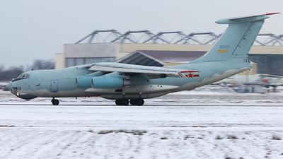 20642 - Ilyushin IL-78M Midas - China - Air Force