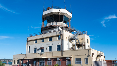 YPPF - Airport - Control Tower