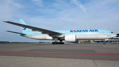 HL7574 - Boeing 777-2B5(ER) - Korean Air