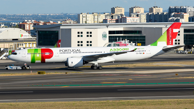 A picture of CSTUB - Airbus A330941 - TAP Air Portugal - © Rui Marques
