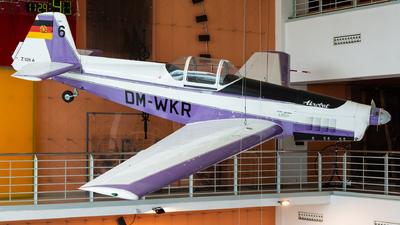 DM-WKR - Zlin Z-526A - Private