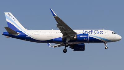A picture of VTIJQ - Airbus A320271N - IndiGo - © Janam Parikh