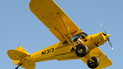 A picture of N1313 - Piper PA18150 Super Cub - [1809013] - © DJ Reed - OPShots Photo Team