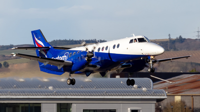 A picture of GMAJB - BAe Jetstream 41 - Eastern Airways - © Ethan Hew - p_nilly