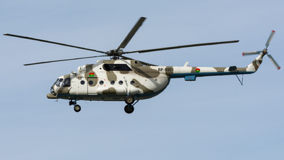 BF-9001 - Mil Mi-17 Hip - Burkina Faso - Air Force