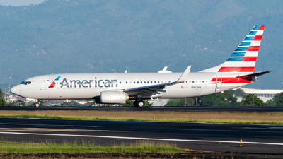 A picture of N971NN - Boeing 737823 - American Airlines - © Juan Pablo MS