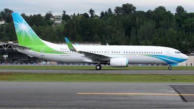 N802XA - Boeing 737-8AL - Saudi Aramco Aviation