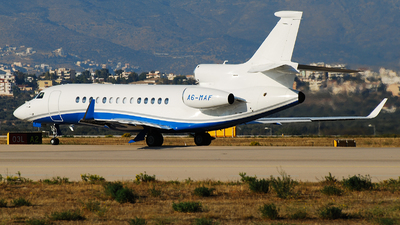 A6-MAF - Dassault Falcon 7X - Empire Aviation