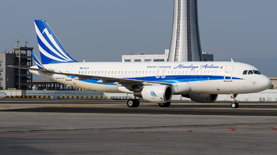 9N-ALV - Airbus A320-214 - Himalaya Airlines
