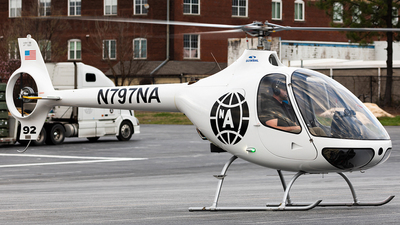 N797NA - Guimbal Cabri G2 - D H Helicopters