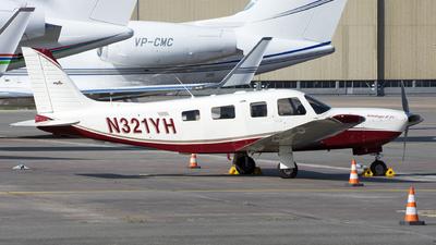 N321YH - Piper PA-32R-301 Saratoga II HP - Private