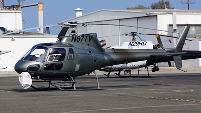 N67TV - Eurocopter AS 350B2 Ecureuil - Private