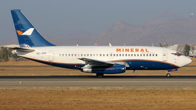 CC-ABD - Boeing 737-2Q3(Adv) - Mineral Airways (Aerovías DAP)