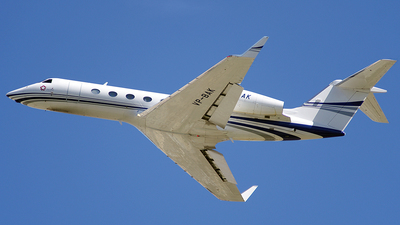 VP-BAK - Gulfstream G450 - Private
