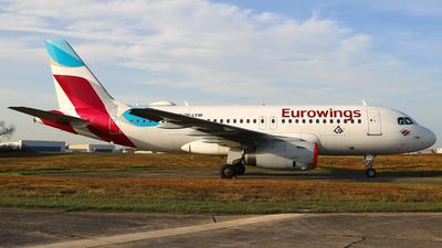 OE-LYW - Airbus A319-132 - Eurowings Europe