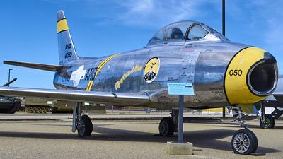 51-2826 - North American F-86F Sabre - United States - US Air Force (USAF)